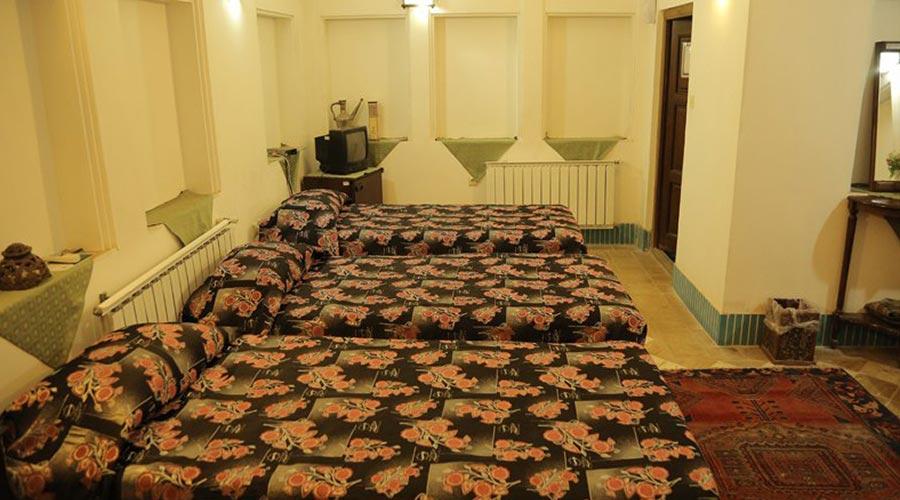 اتاق 9 هتل مهر یزد
