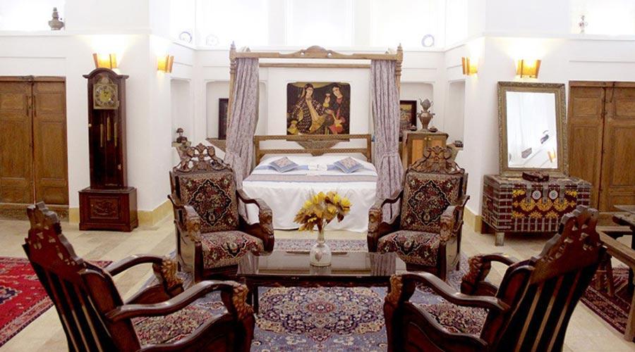 اتاق هتل مهر یزد