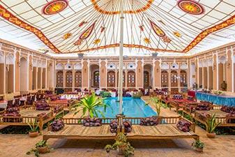 هتل مهر یزد