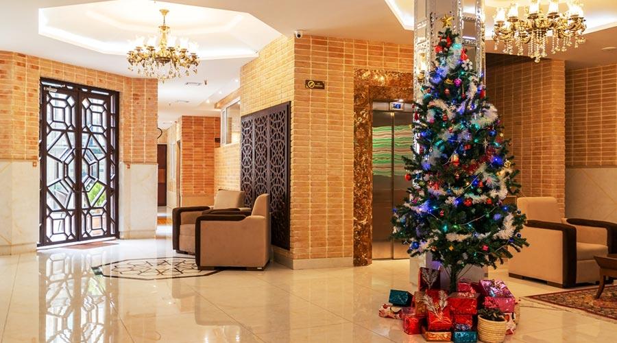 لابی هتل وکیل شیراز