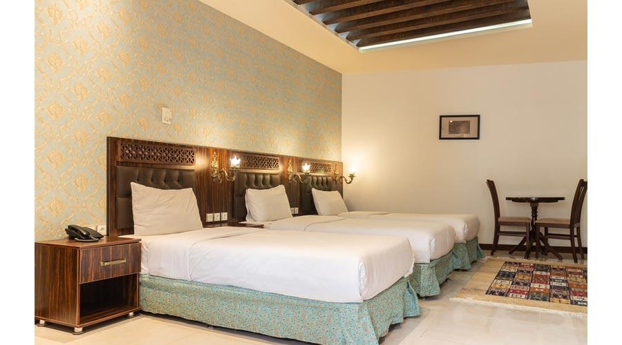 اتاق 1 هتل وکیل شیراز