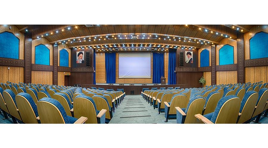 سالن کنفرانس هتل بین الحرمین شیراز