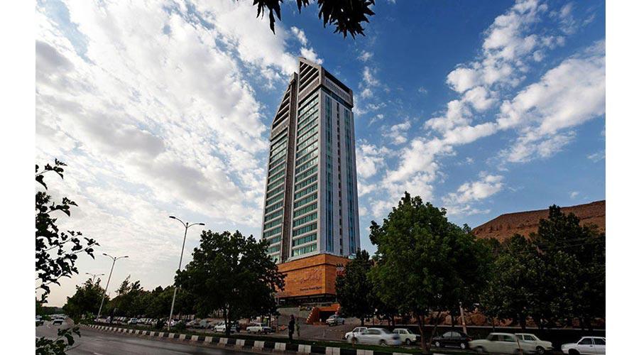 رزرو هتل چمران شیراز