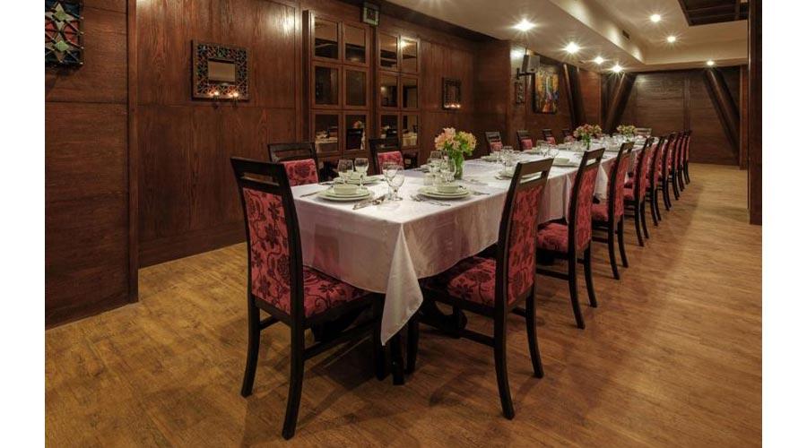 سالن کنفرانس هتل چمران شیراز
