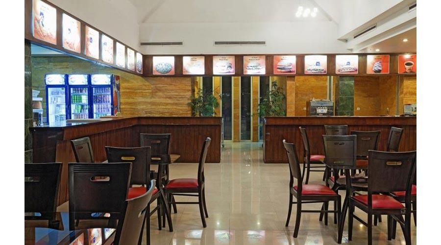 رستوران فست فود هتل چمران شیراز