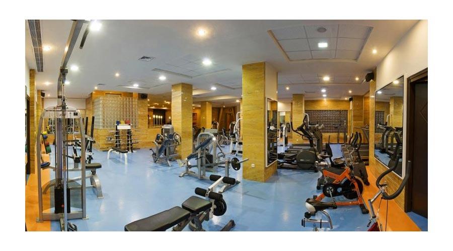باشگاه هتل چمران شیراز