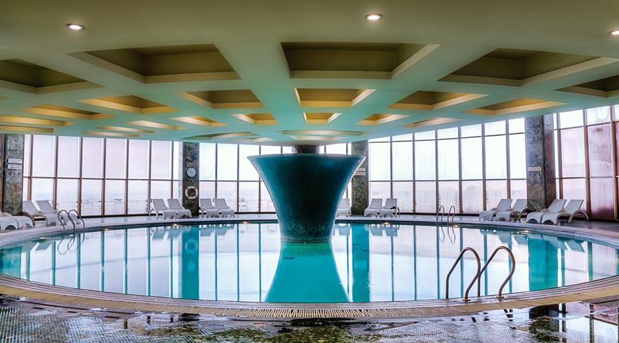 استخر آقایان 2 هتل بزرگ شیراز