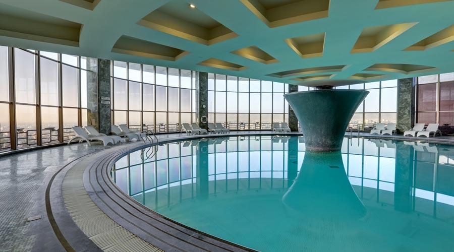 استخر آقایان 3 هتل بزرگ شیراز