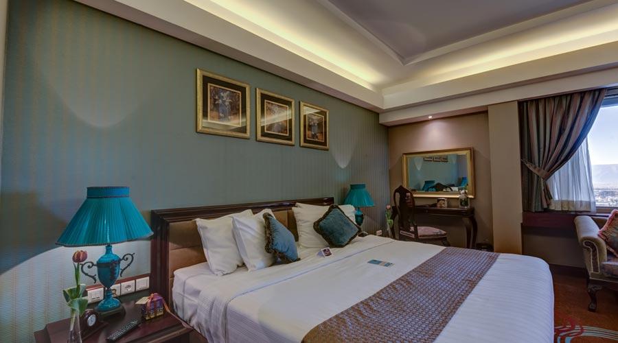 اتاق 2 هتل بزرگ شیراز