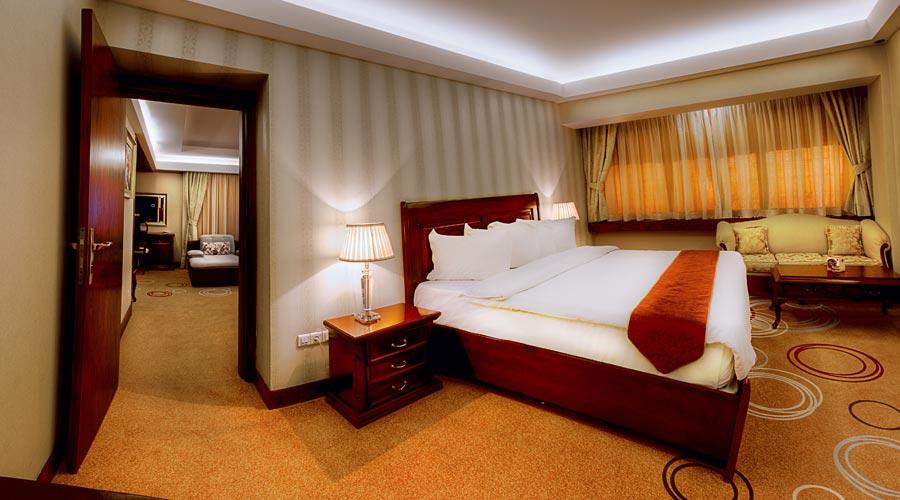 اتاق 6 هتل بزرگ شیراز
