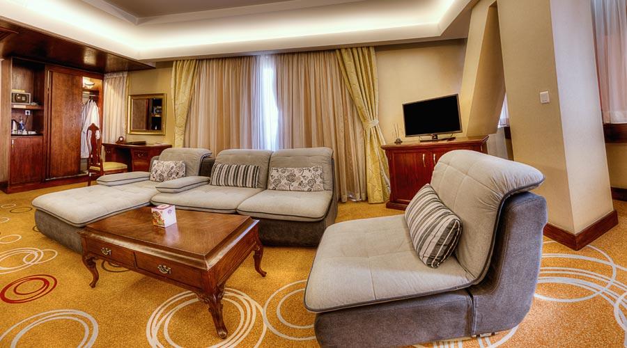 اتاق 7 هتل بزرگ شیراز