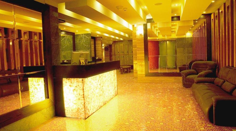 پذیرش سونا هتل بزرگ شیراز