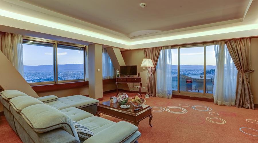 سوئیت هتل بزرگ شیراز