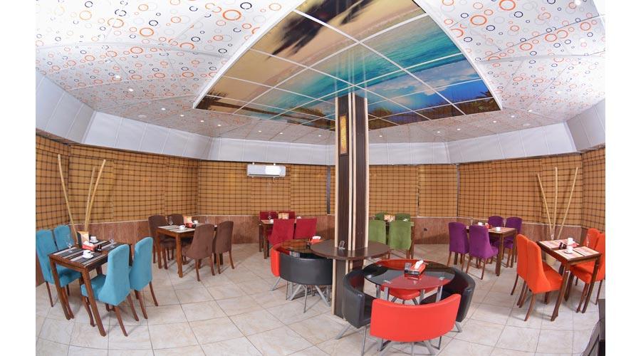 کافی شاپ هتل پارک سعدی شیراز