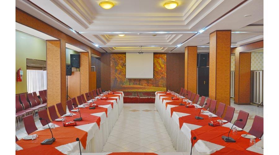 سالن کنفرانس هتل پارک سعدی شیراز