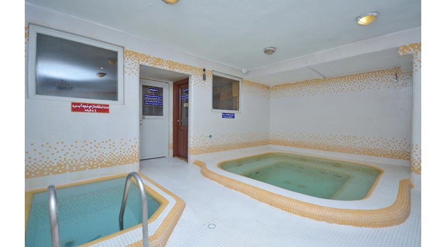 جکوزی هتل پارک سعدی شیراز