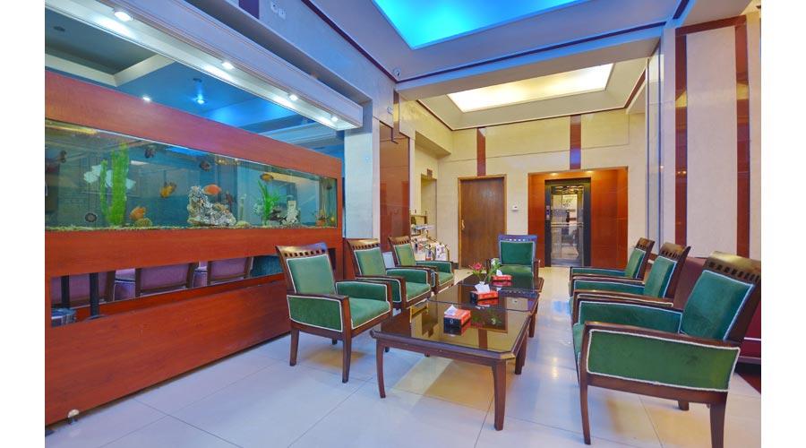 لابی 2 هتل پارک سعدی شیراز