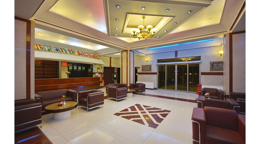 لابی هتل پارک سعدی شیراز
