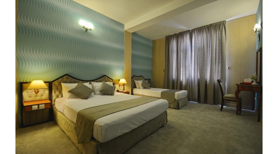 اتاق هتل پارک سعدی شیراز