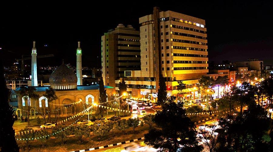 رزرو هتل پارس شیراز