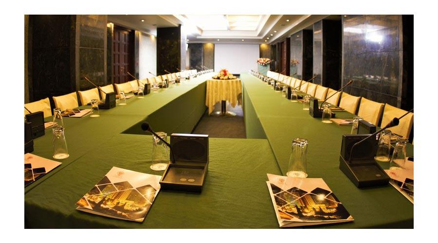 سالن کنفرانس 2 هتل پارس شیراز