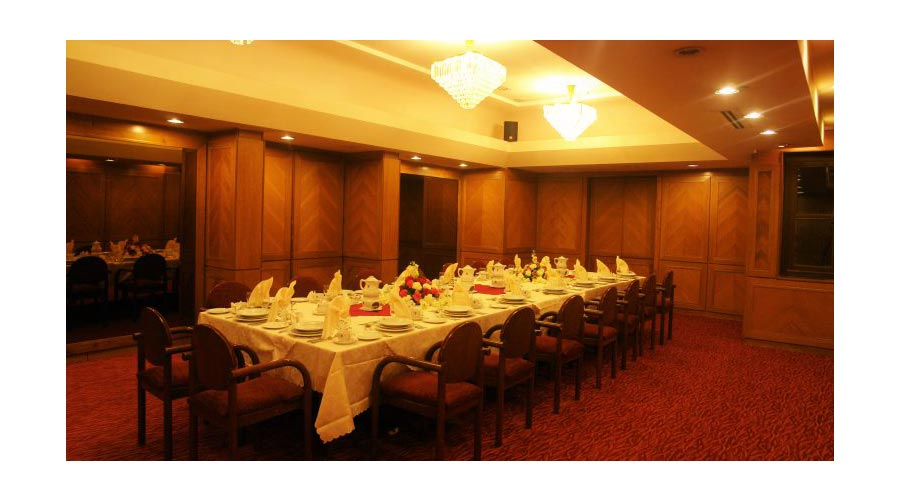 سالن کنفرانس هتل پارس شیراز