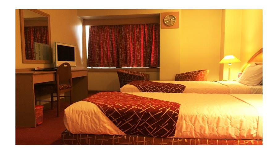 اتاق 2 هتل پارس شیراز