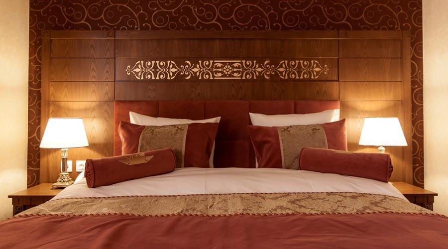 اتاق دو تخته 2 هتل زندیه شیراز