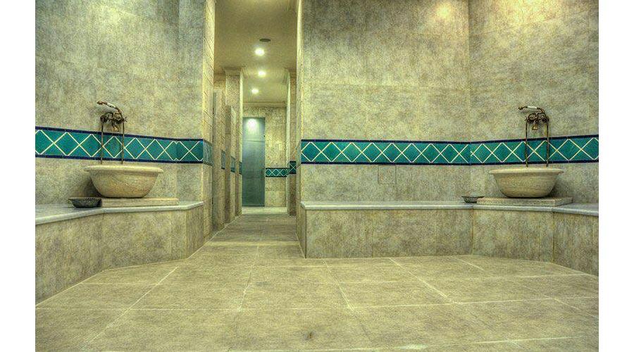 حمام ایرانی 2 هتل زندیه شیراز