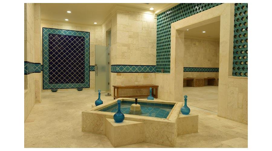 حمام ایرانی هتل زندیه شیراز