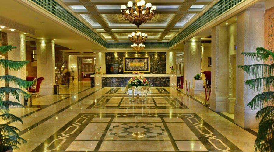 لابی هتل زندیه شیراز