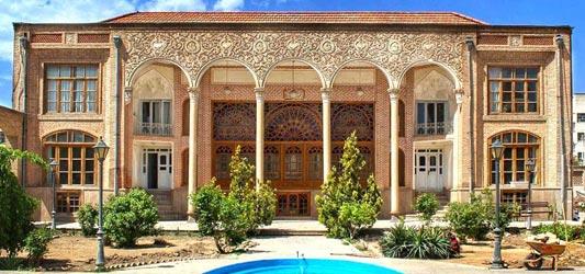 خانه و موزه مشروطه تبریز