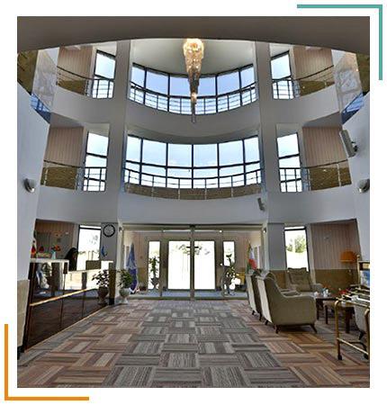 رزرو هتل در چابهار