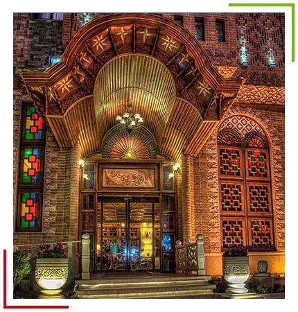 رزرو هتل در شیراز