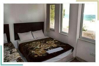 هتل ساحلی ایران زمین قشم