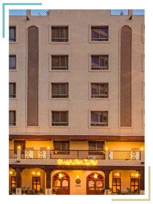 تور قشم هتل ایرمان