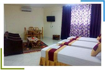 هتل سیمرغ کیش