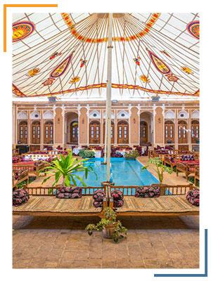 تور یزد هتل مهر