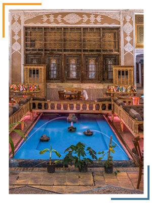 تور یزد هتل ملک التجار