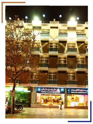 تور اصفهان هتل عالی قاپو