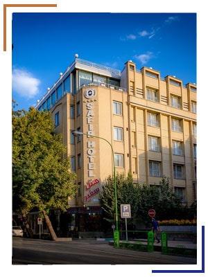 تور اصفهان هتل سفیر