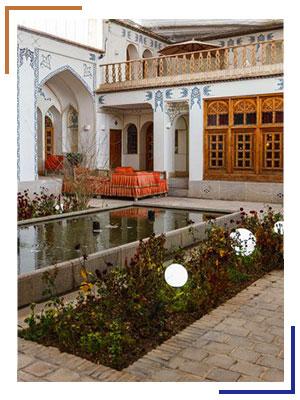 تور اصفهان هتل سنتی