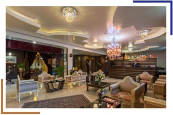 هتل شیخ بهائی اصفهان