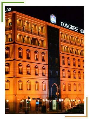 تور ارمنستان هتل کانگرس