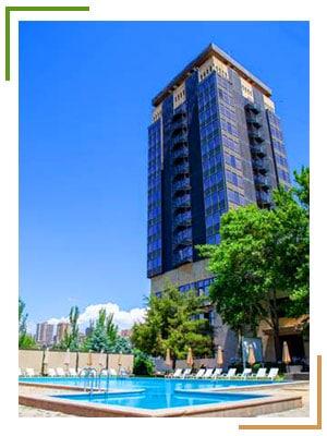 تور ارمنستان هتل هرازدان