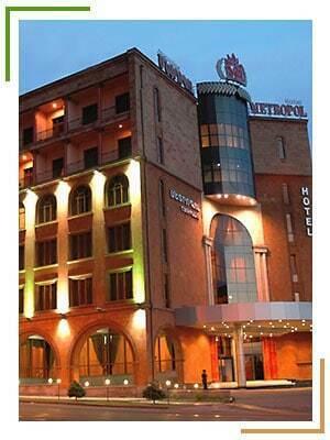 تور ارمنستان هتل متروپل