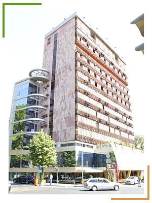 تور ارمنستان هتل شیراک