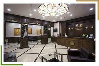 هتل سنترال ارمنستان