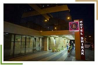 هتل شیراک ارمنستان