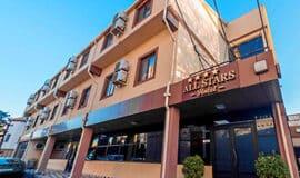 هتل آل استار باکو